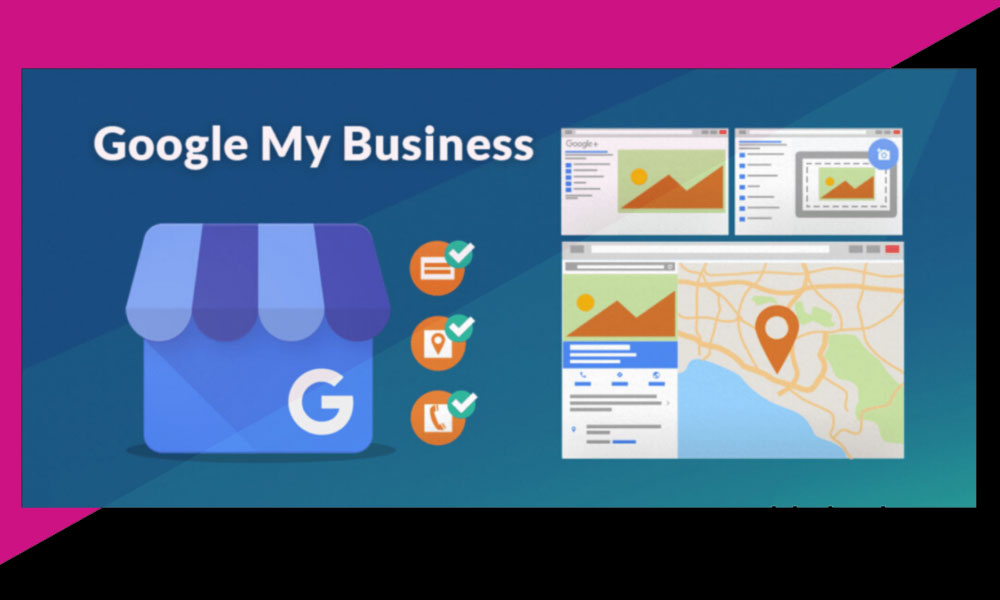 How to create a Google My Business page.