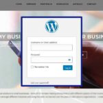 How to Login to Your New WordPress Website